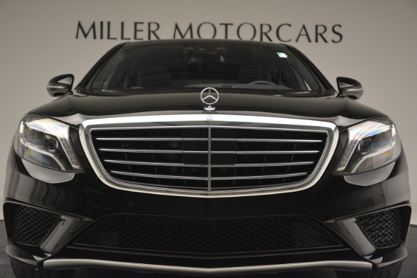 Used 2014 Mercedes Benz S-Class S 63 AMG for sale Sold at Pagani of Greenwich in Greenwich CT 06830 13
