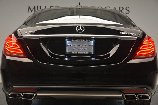 Used 2014 Mercedes Benz S-Class S 63 AMG for sale Sold at Pagani of Greenwich in Greenwich CT 06830 15