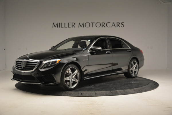 Used 2014 Mercedes Benz S-Class S 63 AMG for sale Sold at Pagani of Greenwich in Greenwich CT 06830 2