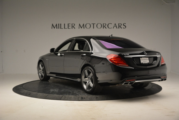Used 2014 Mercedes Benz S-Class S 63 AMG for sale Sold at Pagani of Greenwich in Greenwich CT 06830 5