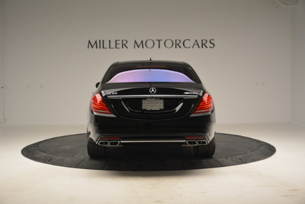 Used 2014 Mercedes Benz S-Class S 63 AMG for sale Sold at Pagani of Greenwich in Greenwich CT 06830 6