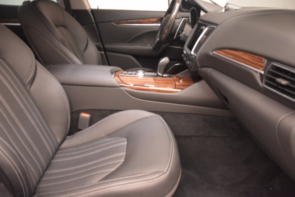 New 2017 Maserati Levante S for sale Sold at Pagani of Greenwich in Greenwich CT 06830 23