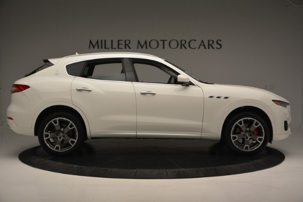 New 2017 Maserati Levante S for sale Sold at Pagani of Greenwich in Greenwich CT 06830 9
