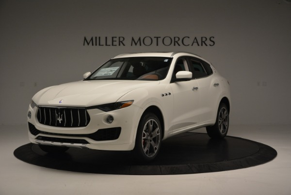 New 2017 Maserati Levante S for sale Sold at Pagani of Greenwich in Greenwich CT 06830 1
