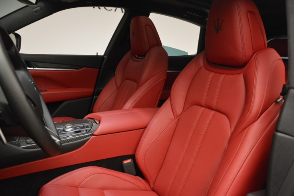 New 2017 Maserati Levante S for sale Sold at Pagani of Greenwich in Greenwich CT 06830 15