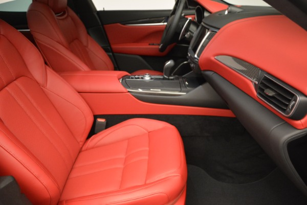 New 2017 Maserati Levante S for sale Sold at Pagani of Greenwich in Greenwich CT 06830 22