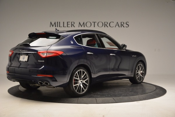 New 2017 Maserati Levante S for sale Sold at Pagani of Greenwich in Greenwich CT 06830 8