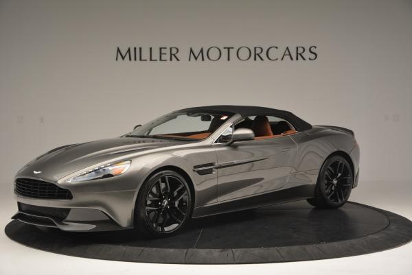 New 2016 Aston Martin Vanquish Volante for sale Sold at Pagani of Greenwich in Greenwich CT 06830 14
