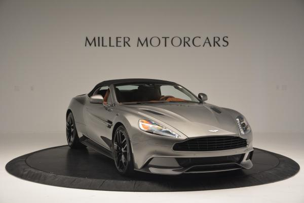 New 2016 Aston Martin Vanquish Volante for sale Sold at Pagani of Greenwich in Greenwich CT 06830 19