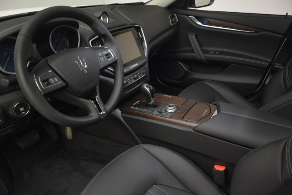 New 2017 Maserati Ghibli S Q4 for sale Sold at Pagani of Greenwich in Greenwich CT 06830 14