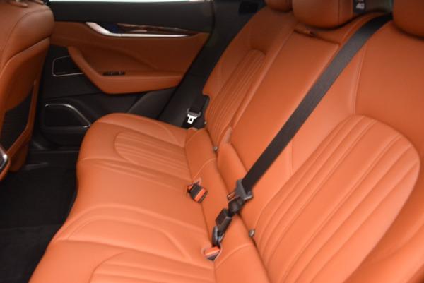 New 2017 Maserati Levante for sale Sold at Pagani of Greenwich in Greenwich CT 06830 18