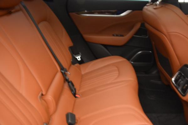 New 2017 Maserati Levante for sale Sold at Pagani of Greenwich in Greenwich CT 06830 24