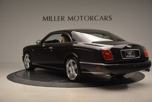 Used 2009 Bentley Brooklands for sale Sold at Pagani of Greenwich in Greenwich CT 06830 5
