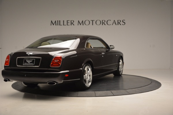 Used 2009 Bentley Brooklands for sale Sold at Pagani of Greenwich in Greenwich CT 06830 7