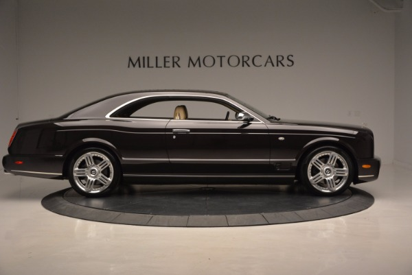 Used 2009 Bentley Brooklands for sale Sold at Pagani of Greenwich in Greenwich CT 06830 9