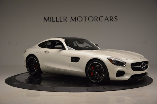 Used 2016 Mercedes Benz AMG GT S for sale Sold at Pagani of Greenwich in Greenwich CT 06830 10