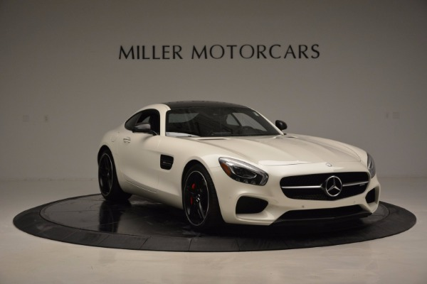 Used 2016 Mercedes Benz AMG GT S for sale Sold at Pagani of Greenwich in Greenwich CT 06830 11