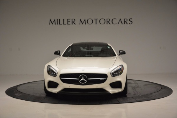 Used 2016 Mercedes Benz AMG GT S for sale Sold at Pagani of Greenwich in Greenwich CT 06830 12