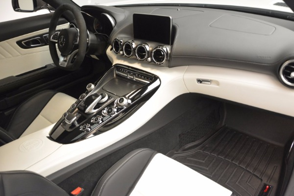 Used 2016 Mercedes Benz AMG GT S for sale Sold at Pagani of Greenwich in Greenwich CT 06830 18