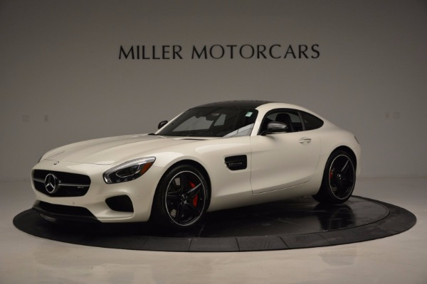 Used 2016 Mercedes Benz AMG GT S for sale Sold at Pagani of Greenwich in Greenwich CT 06830 2