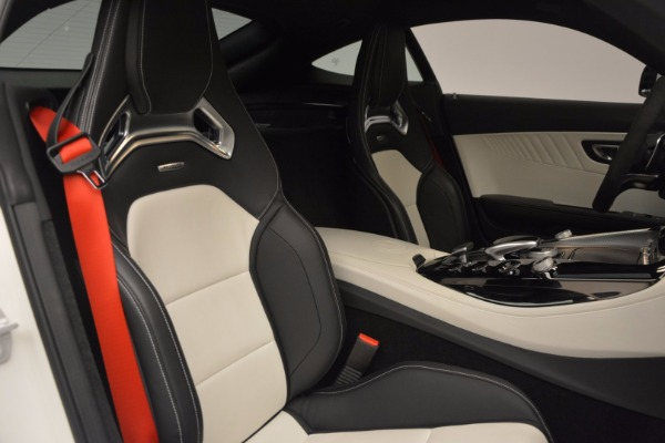 Used 2016 Mercedes Benz AMG GT S for sale Sold at Pagani of Greenwich in Greenwich CT 06830 20