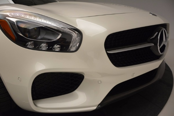 Used 2016 Mercedes Benz AMG GT S for sale Sold at Pagani of Greenwich in Greenwich CT 06830 23