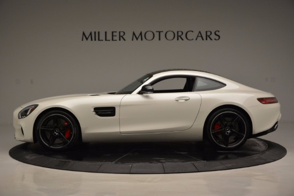 Used 2016 Mercedes Benz AMG GT S for sale Sold at Pagani of Greenwich in Greenwich CT 06830 3