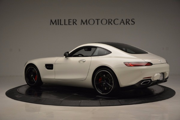 Used 2016 Mercedes Benz AMG GT S for sale Sold at Pagani of Greenwich in Greenwich CT 06830 4