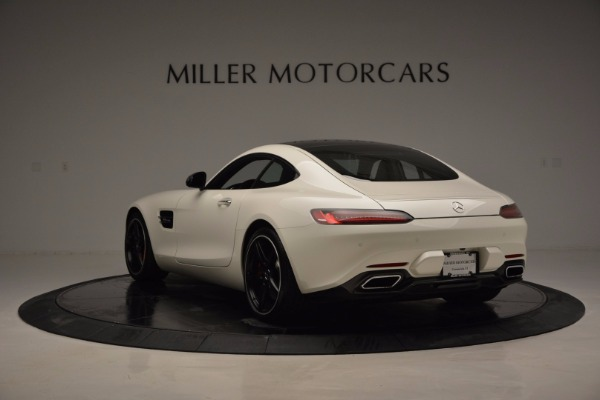 Used 2016 Mercedes Benz AMG GT S for sale Sold at Pagani of Greenwich in Greenwich CT 06830 5