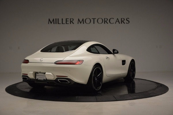Used 2016 Mercedes Benz AMG GT S for sale Sold at Pagani of Greenwich in Greenwich CT 06830 7
