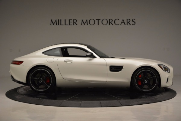Used 2016 Mercedes Benz AMG GT S for sale Sold at Pagani of Greenwich in Greenwich CT 06830 9