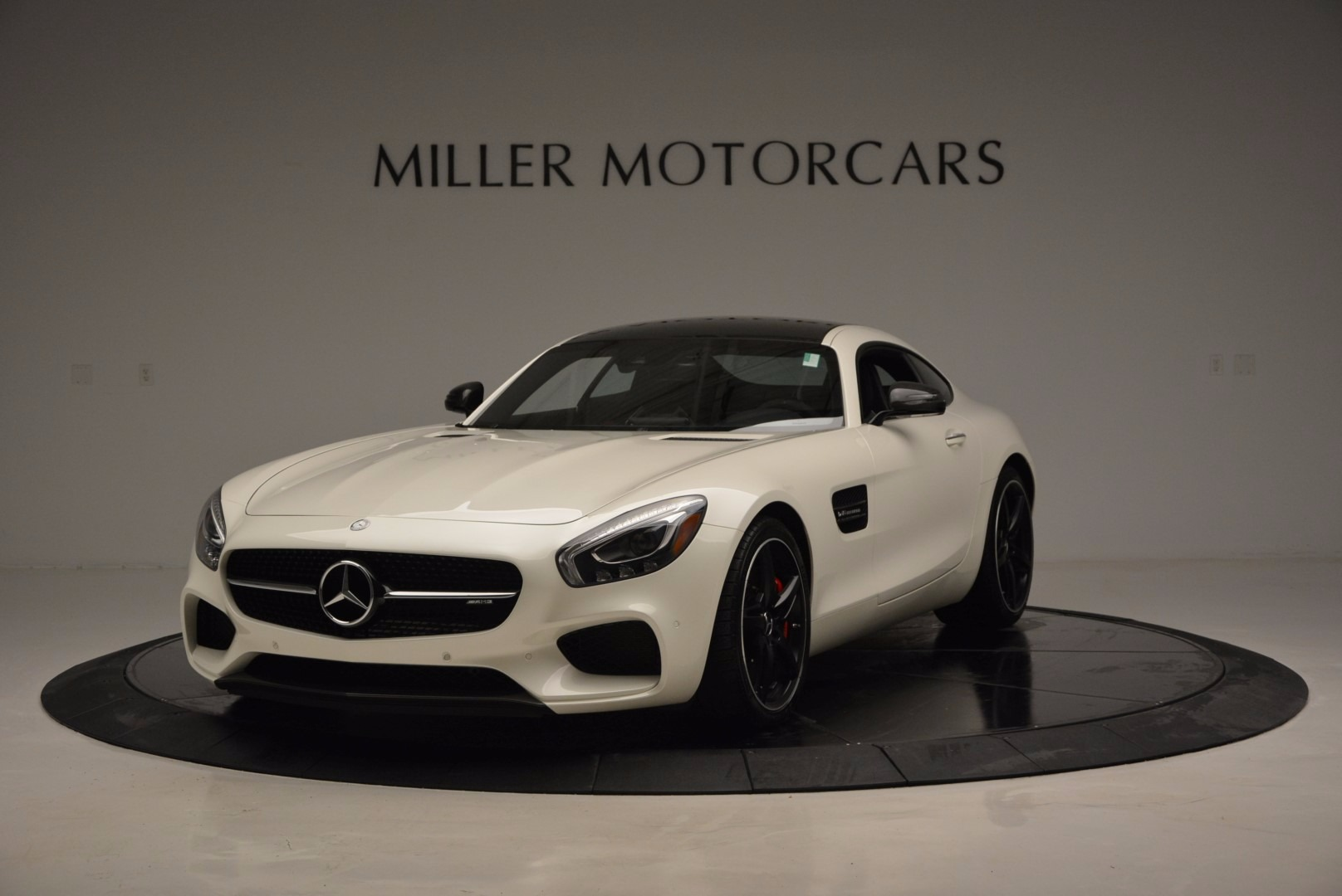Used 2016 Mercedes Benz AMG GT S for sale Sold at Pagani of Greenwich in Greenwich CT 06830 1