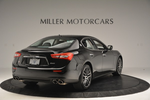 New 2017 Maserati Ghibli S Q4 for sale Sold at Pagani of Greenwich in Greenwich CT 06830 6