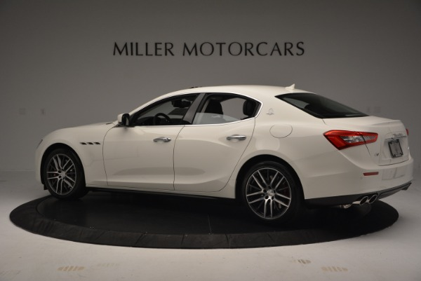 New 2017 Maserati Ghibli S Q4 for sale Sold at Pagani of Greenwich in Greenwich CT 06830 4