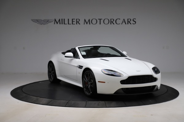 New 2015 Aston Martin Vantage GT GT Roadster for sale Sold at Pagani of Greenwich in Greenwich CT 06830 10