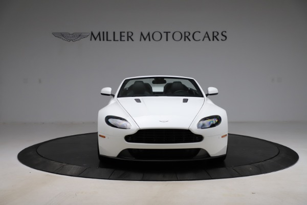 New 2015 Aston Martin Vantage GT GT Roadster for sale Sold at Pagani of Greenwich in Greenwich CT 06830 11