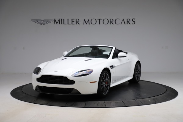 New 2015 Aston Martin Vantage GT GT Roadster for sale Sold at Pagani of Greenwich in Greenwich CT 06830 12