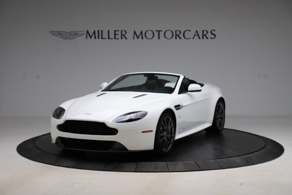 New 2015 Aston Martin Vantage GT GT Roadster for sale Sold at Pagani of Greenwich in Greenwich CT 06830 13