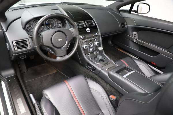 New 2015 Aston Martin Vantage GT GT Roadster for sale Sold at Pagani of Greenwich in Greenwich CT 06830 14
