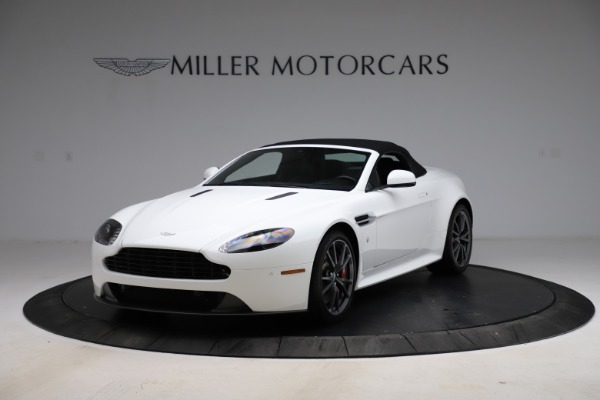 New 2015 Aston Martin Vantage GT GT Roadster for sale Sold at Pagani of Greenwich in Greenwich CT 06830 25