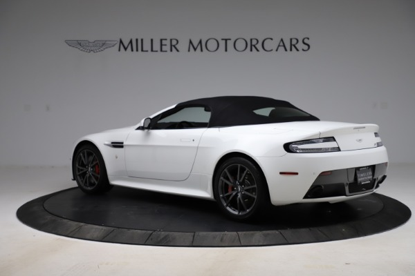 New 2015 Aston Martin Vantage GT GT Roadster for sale Sold at Pagani of Greenwich in Greenwich CT 06830 27