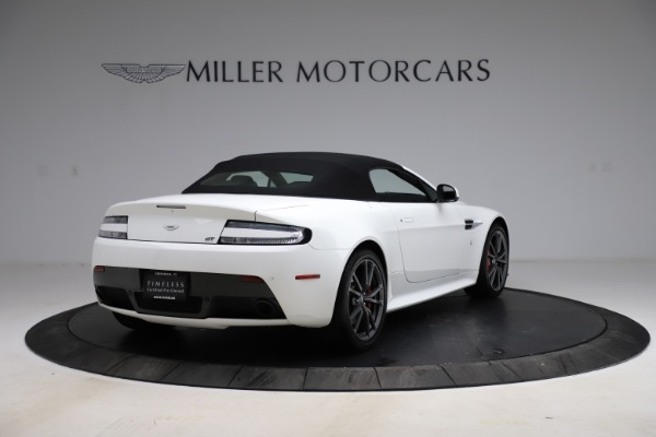 New 2015 Aston Martin Vantage GT GT Roadster for sale Sold at Pagani of Greenwich in Greenwich CT 06830 28