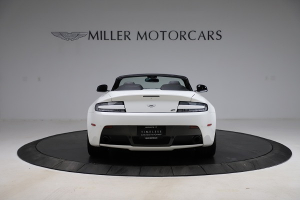 New 2015 Aston Martin Vantage GT GT Roadster for sale Sold at Pagani of Greenwich in Greenwich CT 06830 5