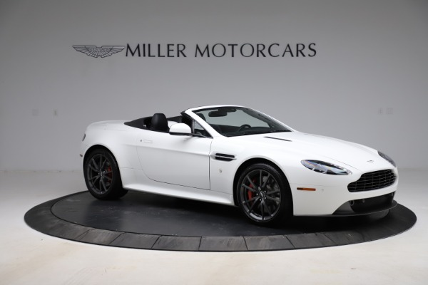 New 2015 Aston Martin Vantage GT GT Roadster for sale Sold at Pagani of Greenwich in Greenwich CT 06830 9