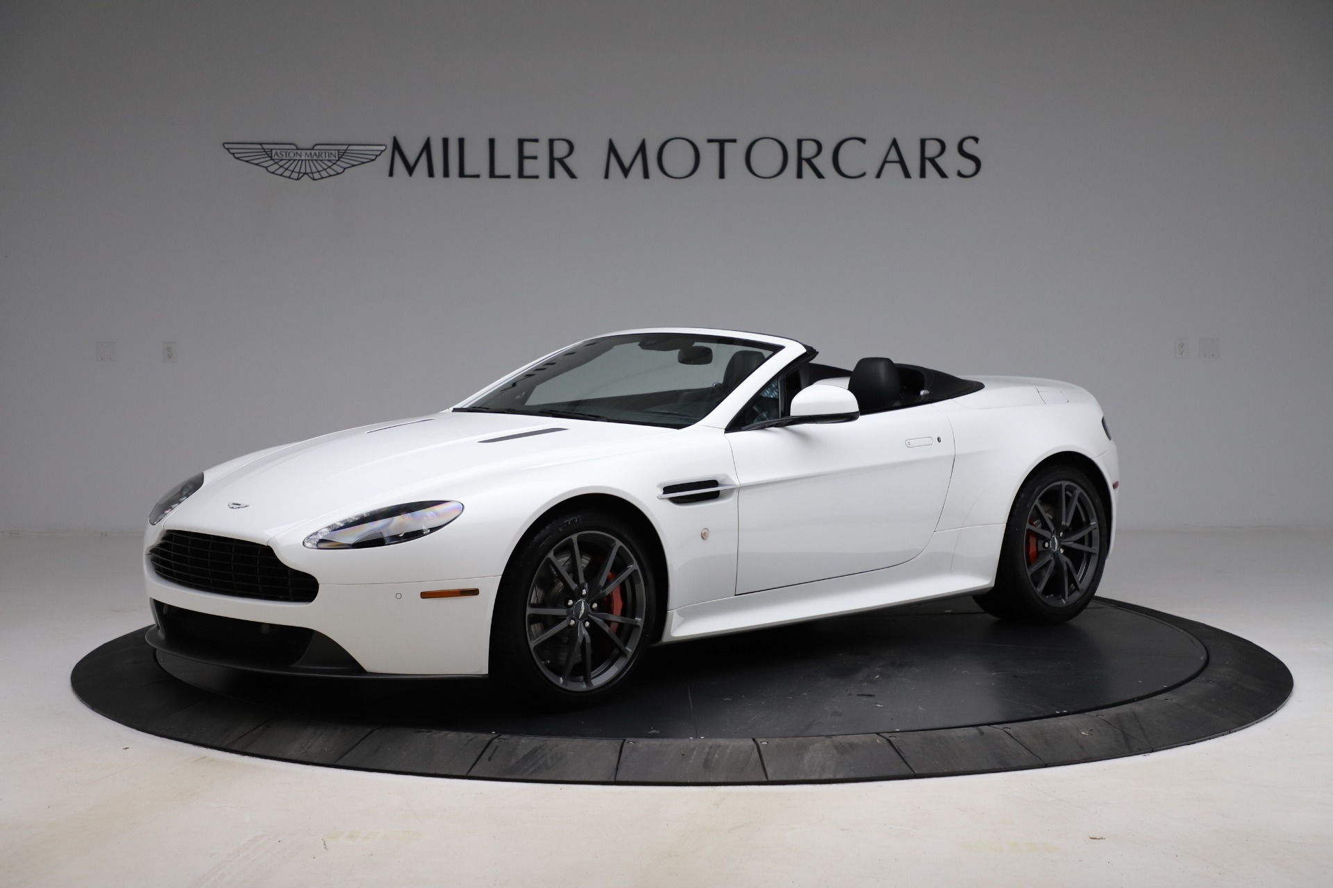 New 2015 Aston Martin Vantage GT GT Roadster for sale Sold at Pagani of Greenwich in Greenwich CT 06830 1