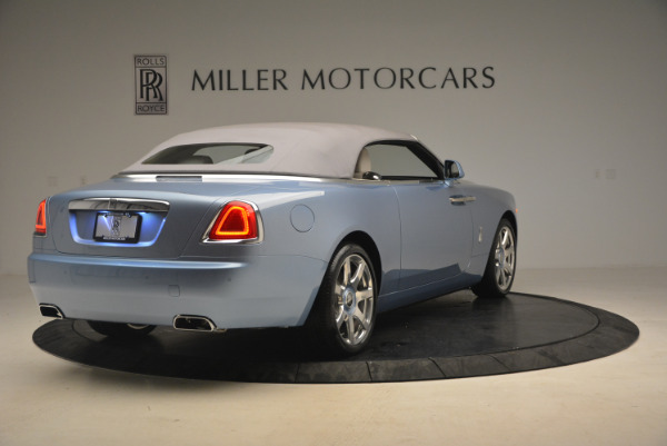 New 2017 Rolls-Royce Dawn for sale Sold at Pagani of Greenwich in Greenwich CT 06830 19