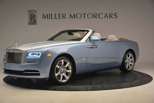 New 2017 Rolls-Royce Dawn for sale Sold at Pagani of Greenwich in Greenwich CT 06830 2