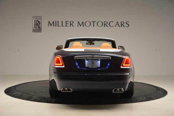 New 2017 Rolls-Royce Dawn for sale Sold at Pagani of Greenwich in Greenwich CT 06830 6