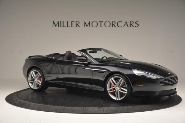 New 2016 Aston Martin DB9 GT Volante for sale Sold at Pagani of Greenwich in Greenwich CT 06830 10