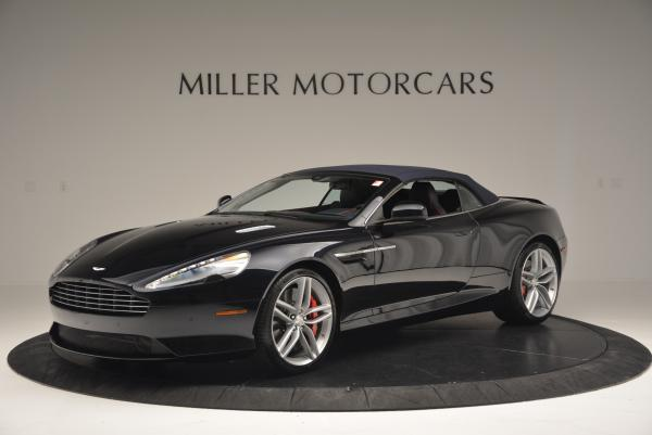 New 2016 Aston Martin DB9 GT Volante for sale Sold at Pagani of Greenwich in Greenwich CT 06830 14